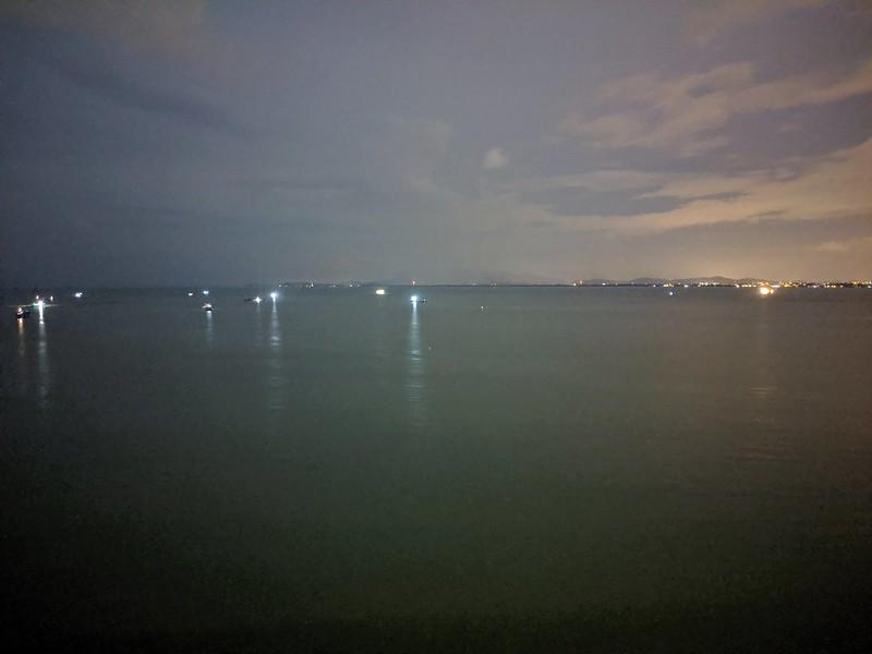 Pixel 3a XL - Sea - Night Sight