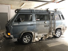 The Van after Bomb Cyclone #1