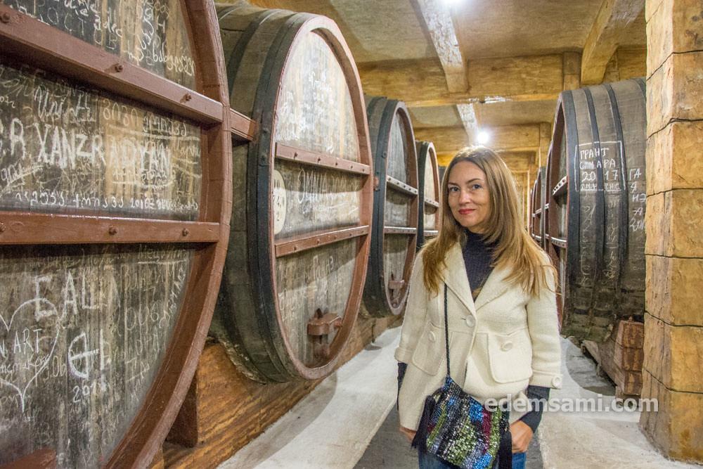 Ереванский коньячно-винно-водочный комбинат Арарат завод Ной
