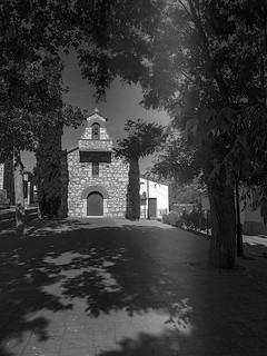 El Espartal, Plaza de la Iglesia.