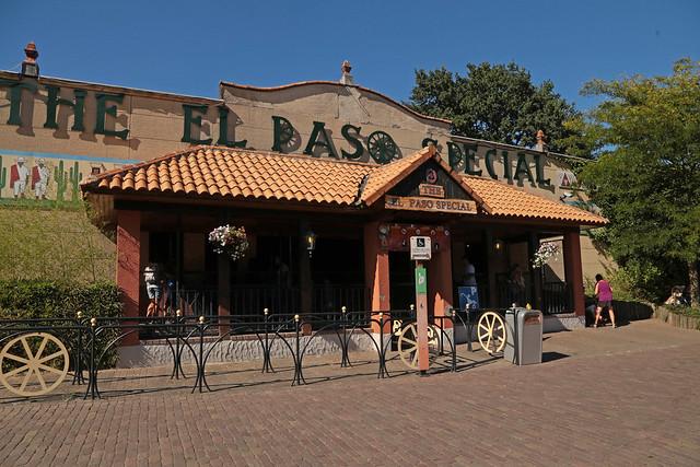 El Paso - Bobbejaanland (Belgium)