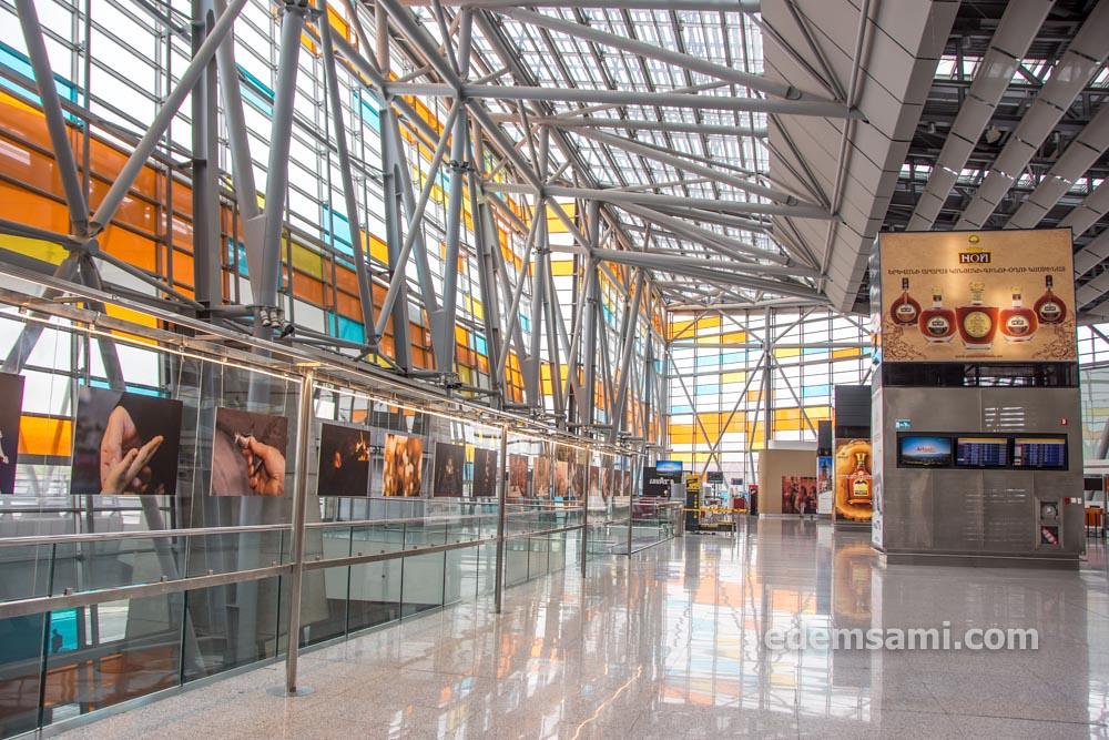 Аэропорт Еревана Звартноц