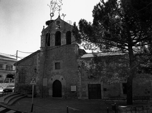 El Vellón, iglesia de La Asunción.
