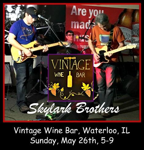 Skylark Brothers 5-26-19