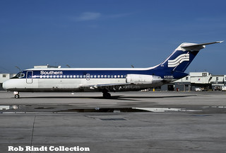 Southern Airways DC-9-14 N3308L
