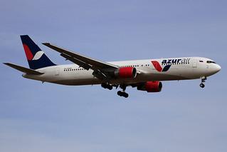 RA-73030. B-767/300. Azur Air. PMI.