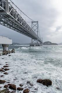 Naruto bridge(鳴門大橋)
