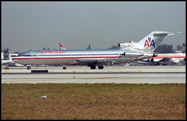 N860AA - Miami (MIA) 21.01.1997
