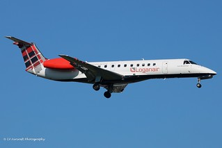 G-SAJU_E135_Loganair