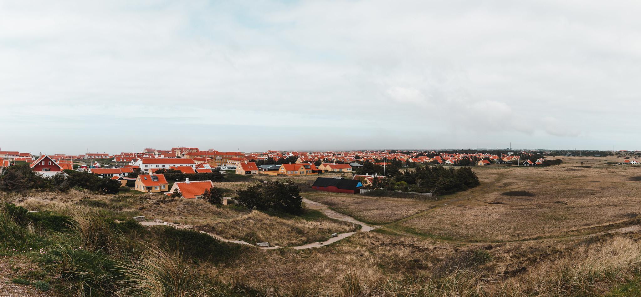 Gl. Skagen panorama
