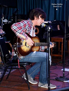 """Davy  Knowles playing at   """"The Iridium"""" , New York , 23. May 2011 . Rory Gallagher Tribute - """" One More Rory """" Great memories"""