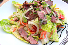 Steak Salad # 2153