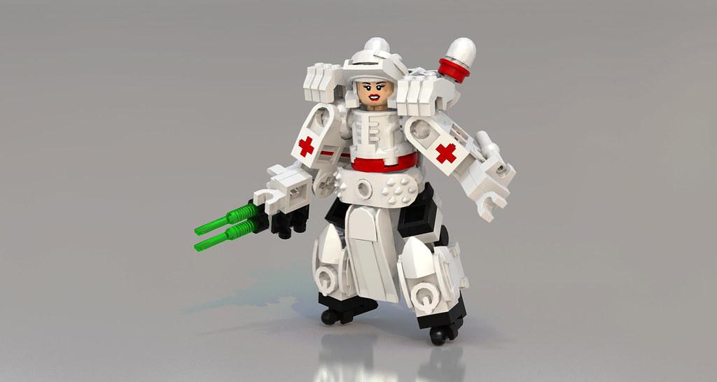 StarCraft Medic