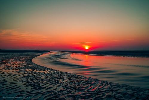 sunrise sunriseandsunsets beach atlanticocean seabrookisland seabrook sonya7iii sonya7 longexposure longexposureshots orange