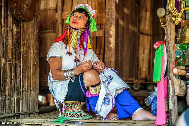 Thailand Nature and People - Ben Heine Photography