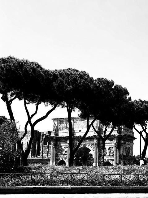 Roman afternoon …