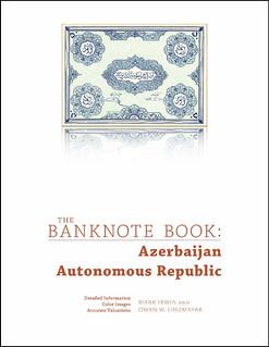 Azerbaijan Autonomous Republic book cover