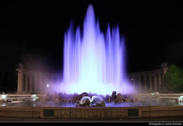 Hochstrahlbrunnen, Vienna, Austria