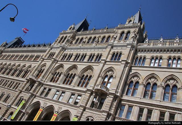 Wiener Rathaus, Vienna, Austria