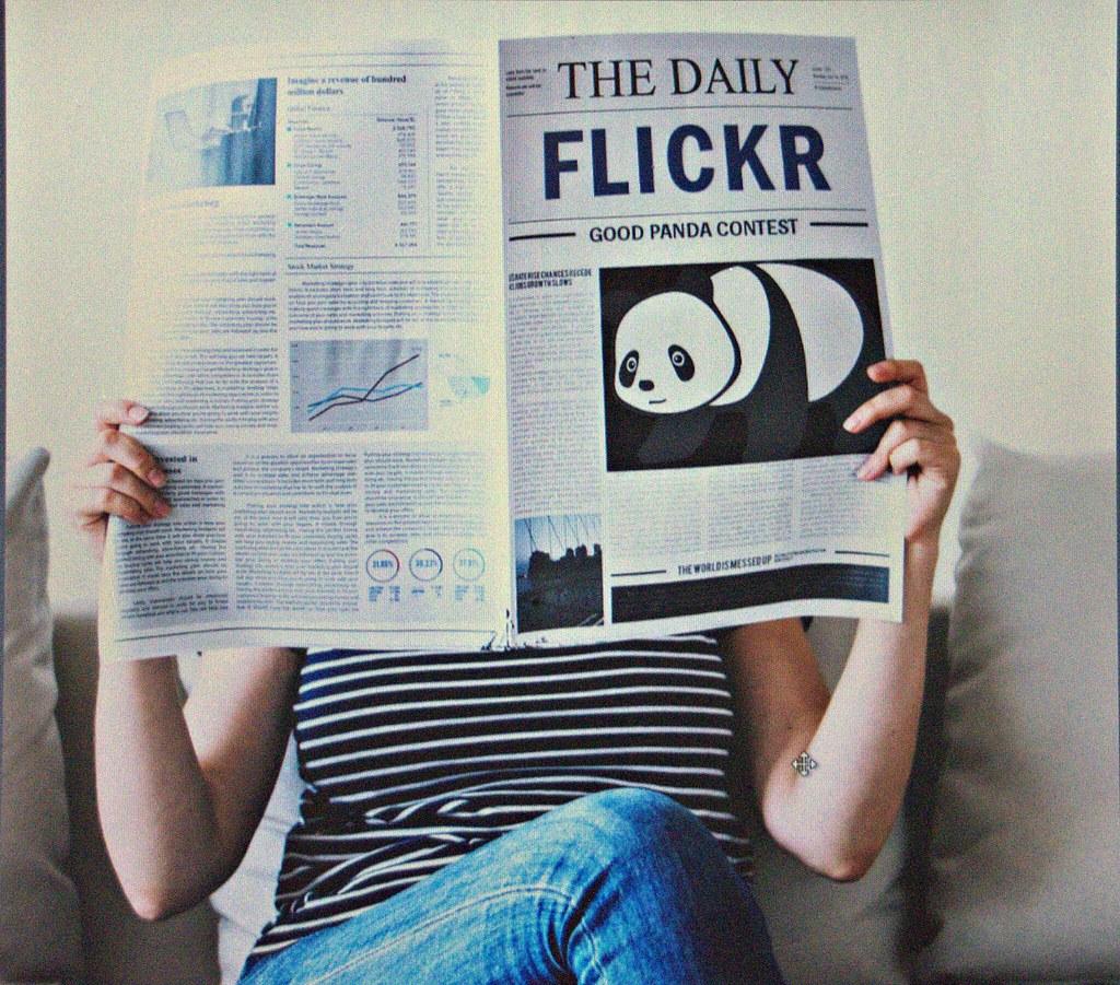 Flickr good panda contest