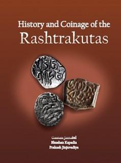 History and Coinage of the Rashtrakutas book cover