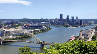 Pittsburgh's West End Overlook
