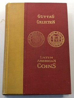 Julius Guttag Collection of Latin American coins book cover