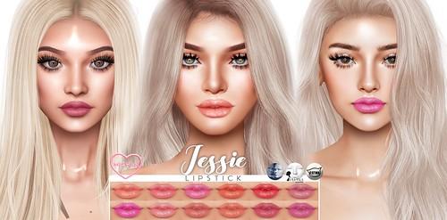 Jessie Lipsticks Updated
