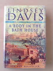 A Body in the Bath House - Lindsey Davis