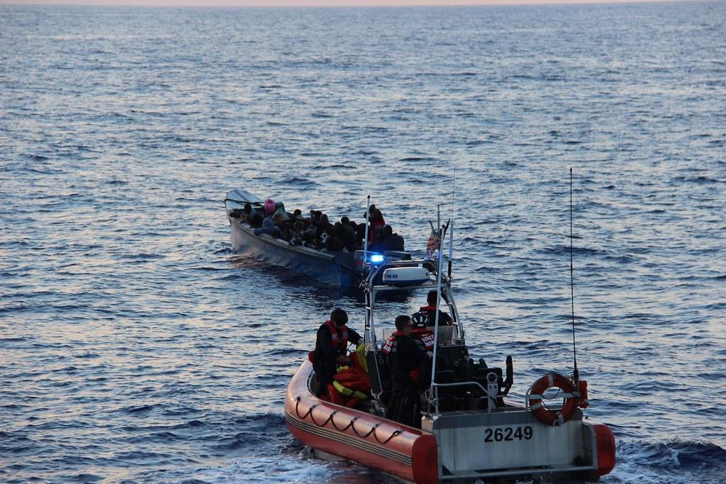 Coast Guard interdicts 50 Haitian migrants