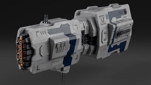 Shisa Class Light Destroyer