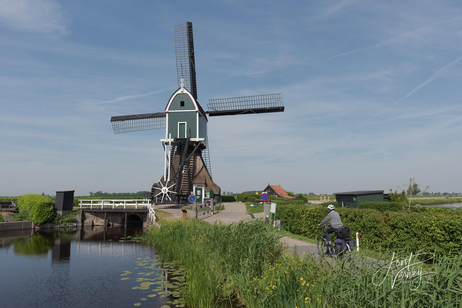 Achtelandse molen Groot-Ammers