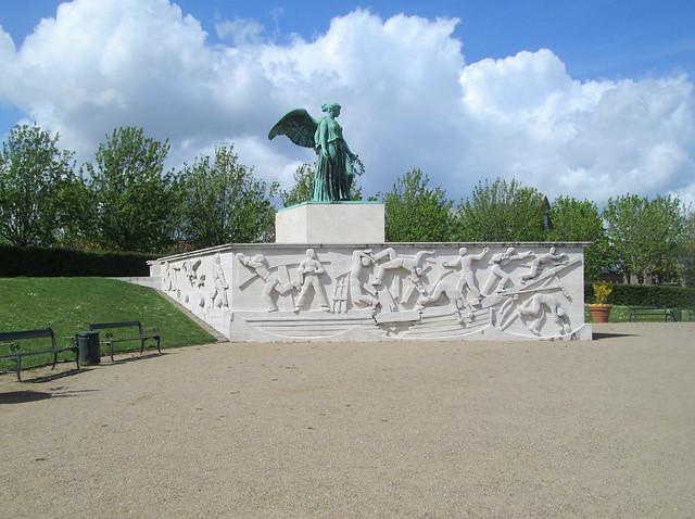 Maritime Monument, Copenhagenn