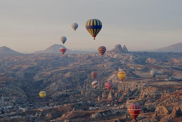 Cappadocia (Kapadokya, Turkey) 735