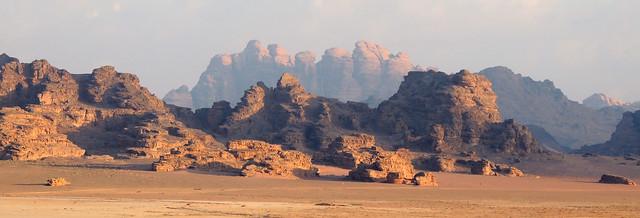 Sunrise in the desert EXPLORED!
