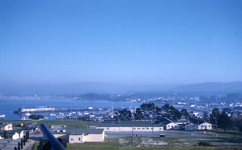 1961...Presidio of Monterey California.
