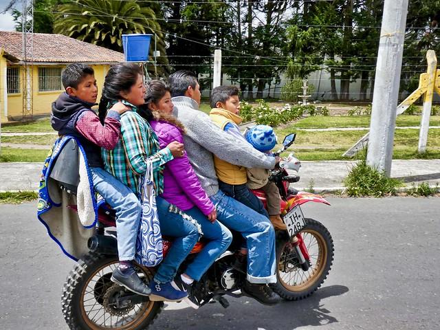 ecuadorian family
