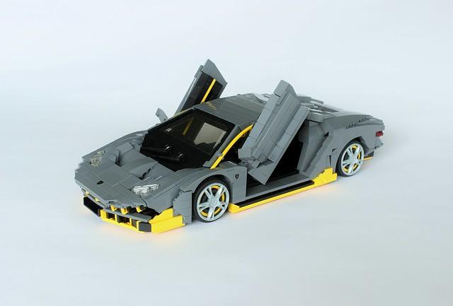 LEGO Lamborghini Centenario