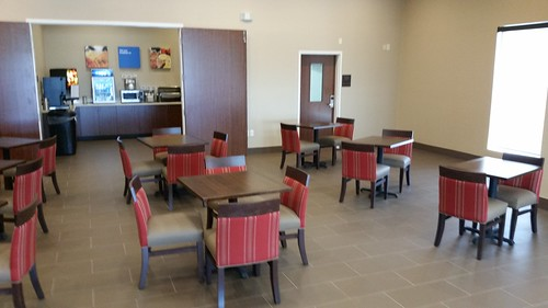 Comfort Inn Dining Room