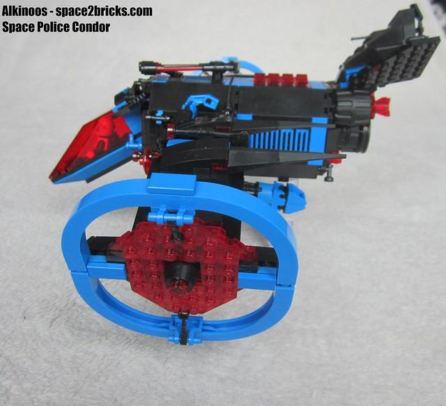 Space Police Condor p3