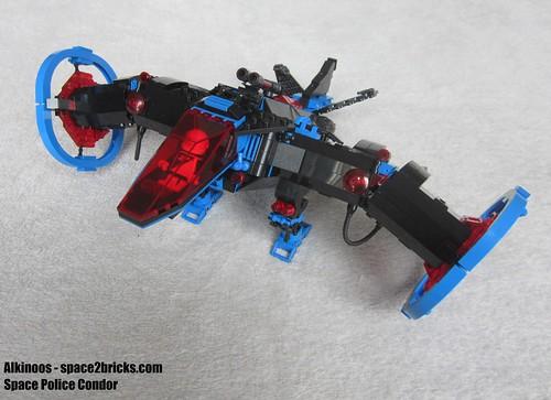 Space Police Condor p4