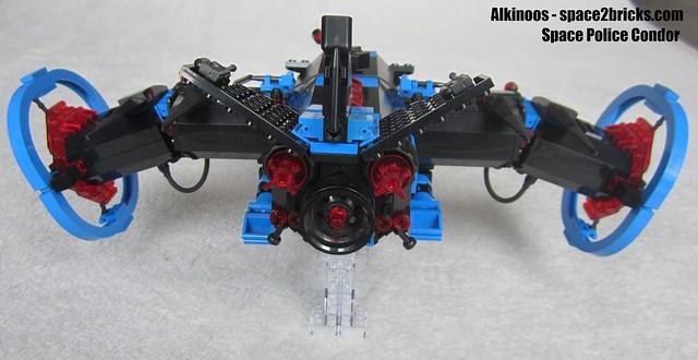 Space Police Condor p2