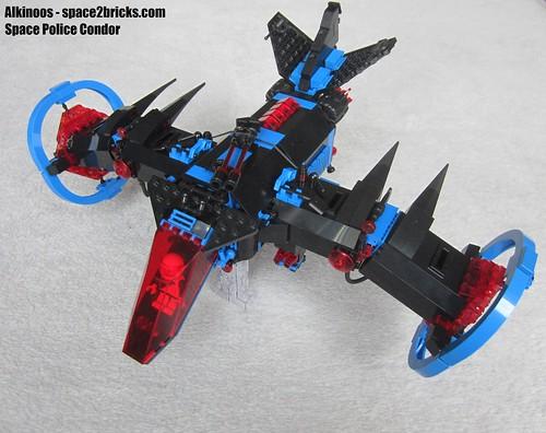 Space Police Condor p1