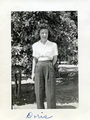 Woman in Slacks, Tucson, Arizona, c. 1947