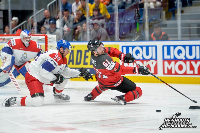 Canada - Cechia 25.05.2019