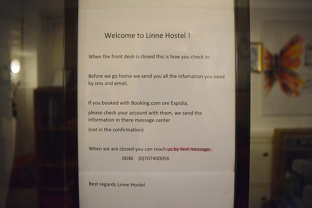Linné Hostel Gothenburg 8