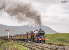 """Ribblehead Royalty"" 6201 'Princess Elizabeth'"
