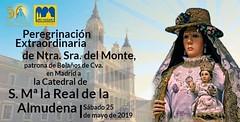 Peregrinación Virgen del Monte