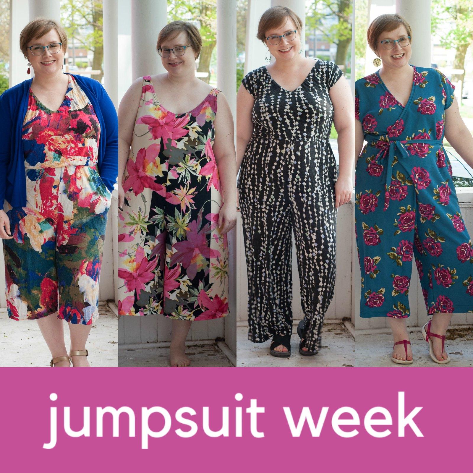 jumpsuit week