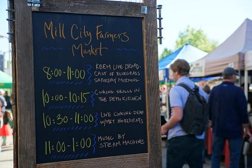 May 25, 2019 Mill City Farmers Market